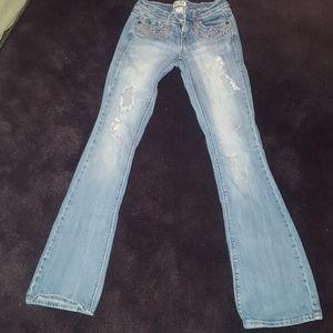 Mudd jeans size zero